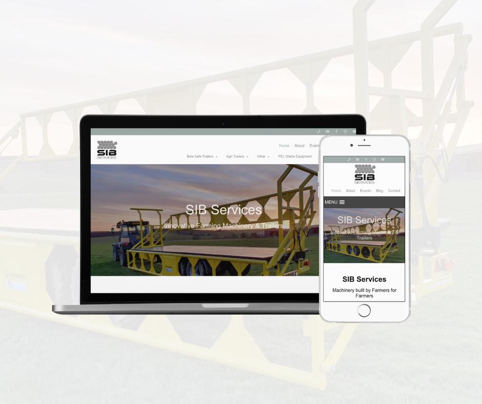 SIB launches new website