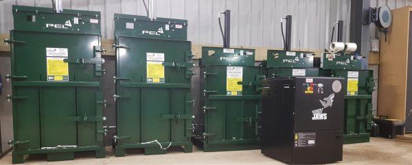 PEL Waste Equipment