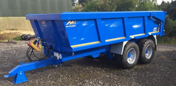 Dump trailers by SIB Services