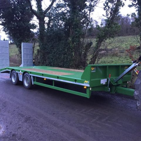 Mark Hall Low Loader