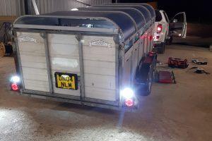 SIB Services | Trailer led lights