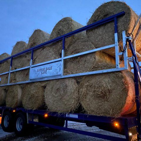 Birnie Bale Safe - 3 bales high