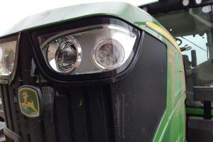 John Deere led work light bonnet UTV323
