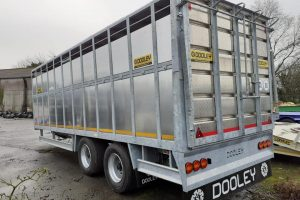 SIB Services - Dooley Cattle Float