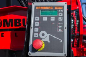 Homburg Hurricane Controller