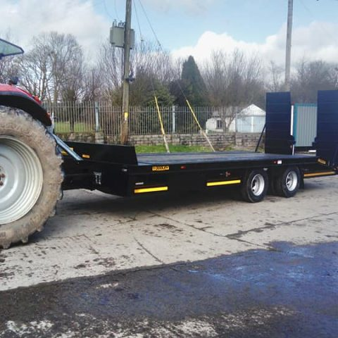 Dooley Trailers - 15t
